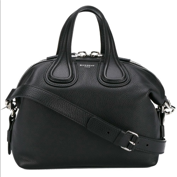 93219637bb3 Givenchy Handbags - Givenchy Nightingale Small in Black